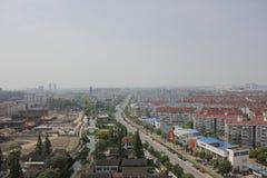 Staden Royaltyfri Bild