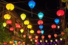 Staden av Hoi An Arkivfoto