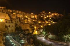 Staden av Ragusa Royaltyfria Bilder