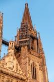 Staden av Regensburg Royaltyfri Foto