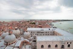 Staden av vatten, Venedig Arkivfoto