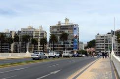 Staden av Vina Del Mar Arkivbild