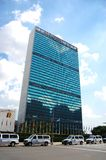 staden headquarters ny un york Royaltyfri Bild