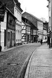 Stad av Stendal arkivfoto