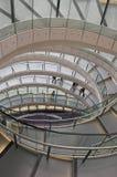 staden vårdar korridoren london norman s Royaltyfria Bilder