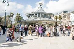 Stadfyrkant, Bournemouth arkivbilder