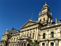 Stadhuis 2 van Kaapstad Royalty-vrije Stock Foto's
