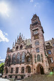 Stadhuis Stock Foto