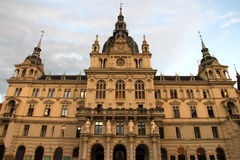 Stadhuis Royalty-vrije Stock Foto