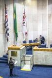Stadhuis royalty-vrije stock foto's