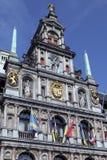 Stadhuis, Antwerp, Belgia - Obrazy Royalty Free