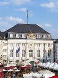 Stadhuis Bonn Stock Foto's