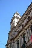 Stadhuis dat in stad Perth, Westelijk Australië wordt gevestigd Royalty-vrije Stock Fotografie