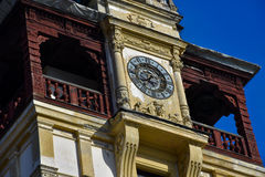 Stadhuis dat in stad Perth, Westelijk Australië wordt gevestigd Peleskasteel Castelul PeleÈ™ Sinaia, Roemenië Stock Foto's