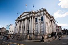 Stadhuis, Dublin City Royalty-vrije Stock Afbeeldingen