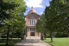 Stadhuis en Gang van Hastings Minnesota stock afbeelding