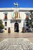 Stadhuis, Granada, Spanje Royalty-vrije Stock Fotografie