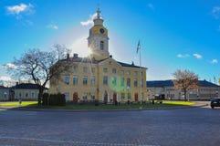 Stadhuis Hamina Royaltyfri Foto