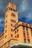 Stadhuis in Jablonec Royalty-vrije Stock Foto's