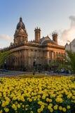 Stadhuis Leeds royalty-vrije stock foto's
