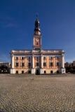 Stadhuis in Leszno Royalty-vrije Stock Foto