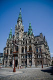 Stadhuis in Liberec Stock Foto