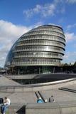 Stadhuis, Londen, het UK Royalty-vrije Stock Afbeeldingen