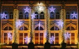 Stadhuis Novi Sad Royalty-vrije Stock Fotografie