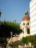 Stadhuis in Pasadena stock afbeeldingen