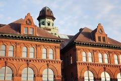 Stadhuis in Peoria, Illinois stock afbeelding