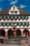 Stadhuis Stuttgart - Weil der Stadt Stock Fotografie