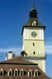 Stadhuis van Brasov Stock Fotografie