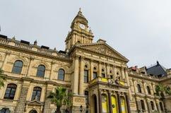 """Stadhuis van Cape Town †""""Zuid-Afrika Royalty-vrije Stock Foto"""