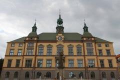 Stadhuis van Eskilstuna Stock Foto's