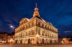Stadhuis van Maastricht, Nederland Royalty-vrije Stock Foto