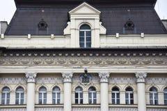 Stadhuis van Novi Sad Royalty-vrije Stock Foto