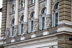 Stadhuis van Novi Sad Royalty-vrije Stock Fotografie