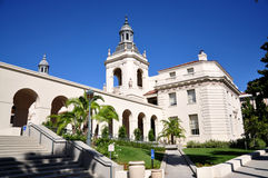 Stadhuis van Pasadena Stock Afbeeldingen