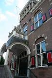 Stadhuis van Veendam Royalty-vrije Stock Afbeeldingen
