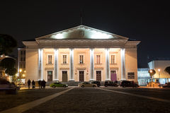 Stadhuis van Vilnius Royalty-vrije Stock Fotografie