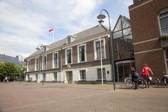 Stadhuis van Wageningen stock foto's