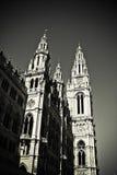 Stadhuis van Wenen Stock Afbeelding