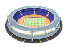 Stadio illustrazione di stock