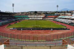 Stadio Angelo Massimino - Catania Stadium Royalty Free Stock Image