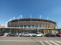 Stadio Comunale stadium in Turin Royalty Free Stock Image