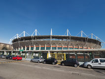 Stadio Comunale stadium in Turin Royalty Free Stock Images