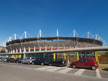 Stadio Comunale stadium in Turin Royalty Free Stock Photo