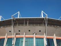 Stadio Comunale stadium in Turin. TURIN, ITALY - CIRCA MARCH 2017: Stadio Comunale Olimpico aka Filadelfia stadium Stock Images