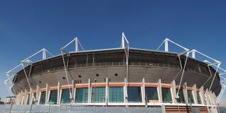 Stadio Comunale stadium in Turin. TURIN, ITALY - CIRCA MARCH 2017: Stadio Comunale Olimpico aka Filadelfia stadium Royalty Free Stock Image