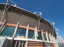 Stadio Comunale stadium in Turin. TURIN, ITALY - CIRCA MARCH 2017: Stadio Comunale Olimpico aka Filadelfia stadium Royalty Free Stock Photography